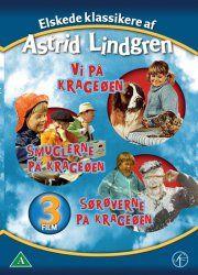 astrid lindgren - boks 1 - DVD