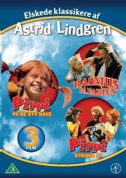 astrid lindgren - boks 2 - DVD