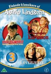 astrid lindgren - boks 3 - DVD