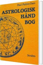 astrologisk håndbog - bog