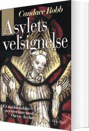 asylets velsignelse - bog