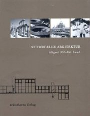 at fortælle arkitektur - bog