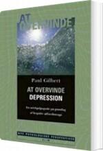 at overvinde depression - bog