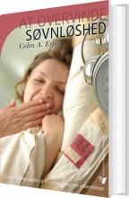 at overvinde søvnløshed - bog