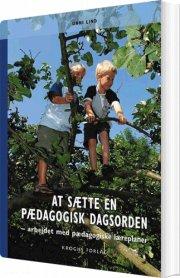 at sætte en pædagogisk dagsorden - bog