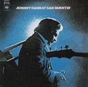 johnny cash - at san quentin - Vinyl / LP