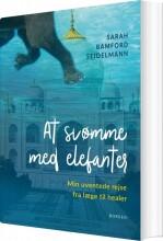 at svømme med elefanter - bog