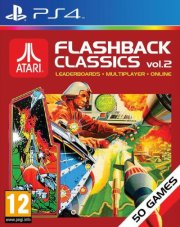 atari flashback classics vol. 2 - PS4