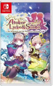 atelier lydie & suelle: alchemists of the mysterious painting - Nintendo Switch