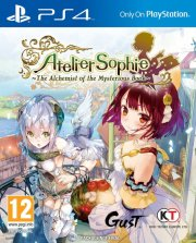 atelier sophie: the alchemist of the mysterious book - PS4