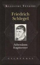 athenäum fragmenter - bog