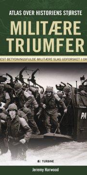 atlas over historiens største militære triumfer - bog