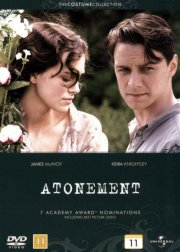 atonement / soning - DVD