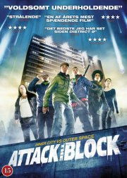 attack the block - DVD