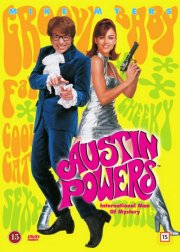 Image of   Austin Powers - International Man Of Mystery - DVD - Film