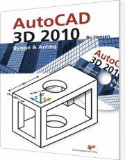 autocad 3d 2010 - bog