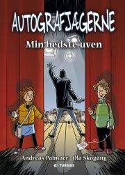 autografjægerne - min bedste uven - bog