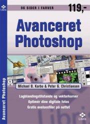 avanceret photoshop - bog