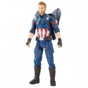 avengers titan hero - captain america - 30 cm - Figurer