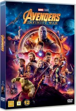 avengers 3 - infinity war - DVD