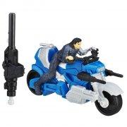 avengers - combat racers - winter soldier (b6769) - Figurer