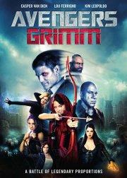 avengers grimm - DVD