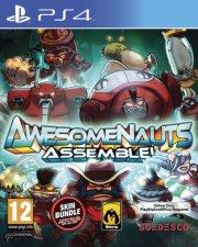 awesomenauts assemble - PS4