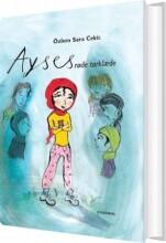 ayses røde tørklæde - bog