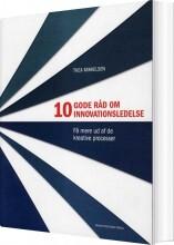 10 gode råd om innovationsledelse - bog