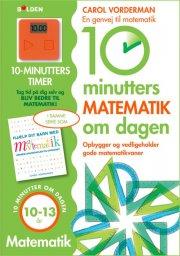 10 minutters matematik om dagen: 11-13 år - bog