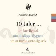 Image of   10 Taler Om - Pernille Aalund - Cd Lydbog
