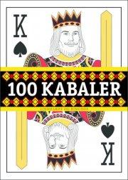 100 kabaler, hb - bog