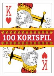 100 kortspil, hb - bog