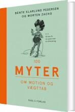 100 myter om motion og vægttab - bog