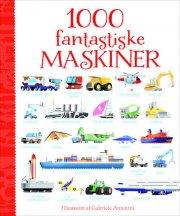 1000 fantastiske maskiner - bog