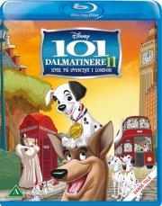 101 dalmatinere / dalmatians 2 - kvik på eventyr i london - Blu-Ray