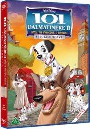 101 dalmatinere / dalmatians 2 - kvik på eventyr i london - DVD