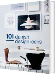 101 danish design icons - bog