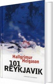 101 reykjavik, hb - bog