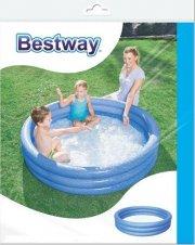 badebassin / svømmebassin til haven - oppustelig - 101 cm - Bade Og Strandlegetøj