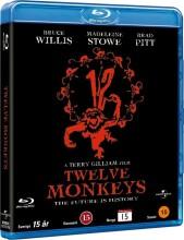 12 monkeys - Blu-Ray