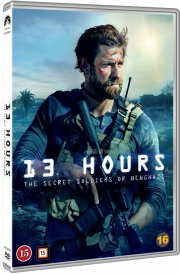 13 hours: the secret soldiers of benghazi - DVD