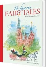 hans christian andersen - 14 famous fairy tales - bog