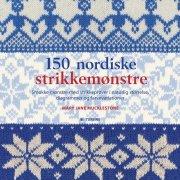 150 nordiske strikkemønstre - bog