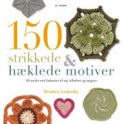 150 strikkede og hæklede motiver - bog