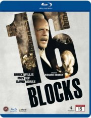 Image of   16 Blocks - Blu-Ray