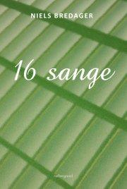 16 sange - bog