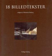 18 billedtekster - bog