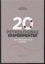 20 psykologiske eksperimenter - bog