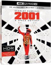 2001 - a space odyssey - 4k Ultra HD Blu-Ray